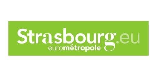 logo strasbourg metropole